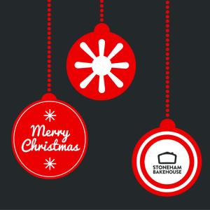 Happy Holiday  from Stoneham Bakehouse