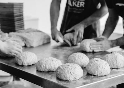 Stoneham Bakehouse Community Bakery, Hove, East Sussex.